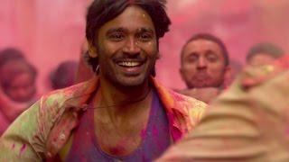 Season of Holi gets wild with Dhanush