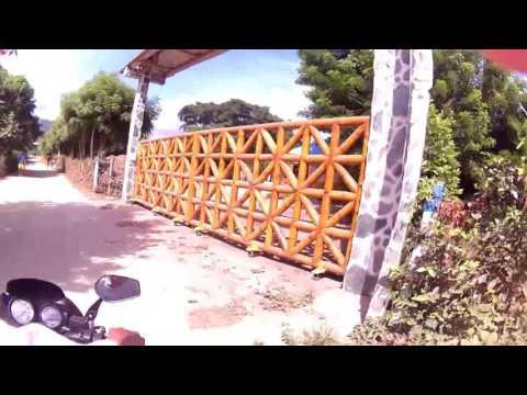 Ride De Scooter à Palomino, Colombie