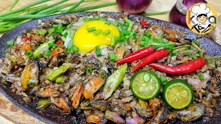 SIZZLING TAHONG SISIG | NEW WAY TO ENJOY YOUR FAVORITE SISIG