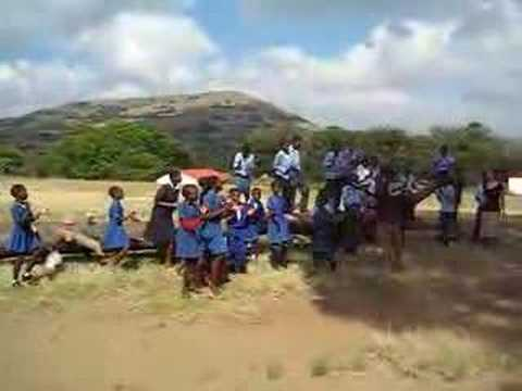 Sharing Song (Jack Johnson) in Zululand
