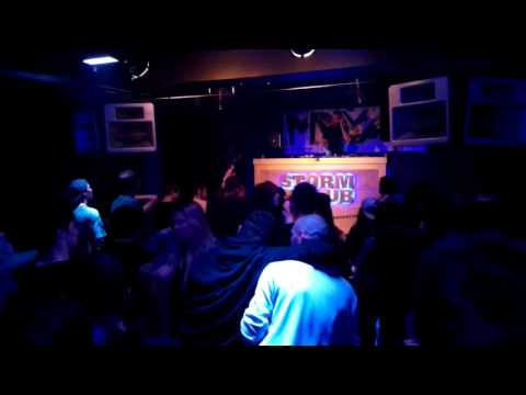 The Brookes Brothers - Live at Storm Club (27.11.2015, Prague)