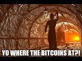 There's bitcoin miners in my shed.