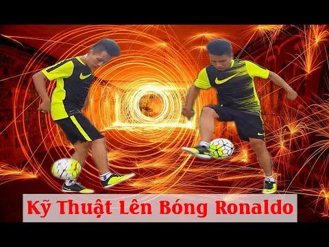 Đỗ Kim Phúc | Dạy Bóng Đá Nghệ Thuật | Kỹ Thuật Lên Bóng Ronaldo Lima.