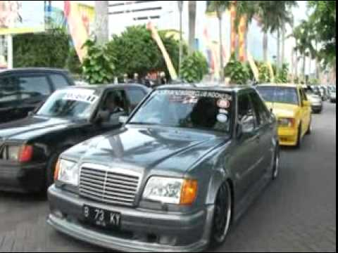 JamNas ke V - Mercedes-Benz Club Indonesia - W124