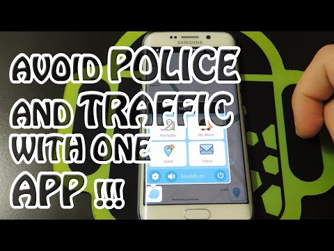 AN APP TO REPLACE POLICE RADAR DETECTION?