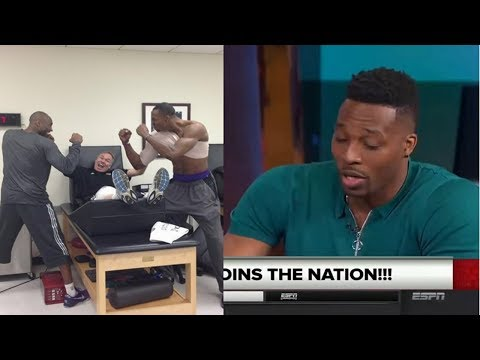 Dwight Howard Gets Emotional After Telling The Truth About His Lakers Career With Kobe: Forgive Me!