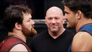 The Ultimate Fighter Finale: Frazier vs Espino - Preview
