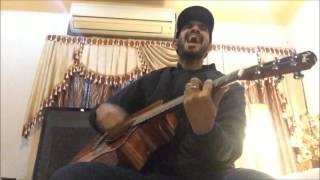 JANAM JANAM | DILWALE | GUITAR | COVER | SRK | ARIJIT SINGH | ANGADJEET SINGH