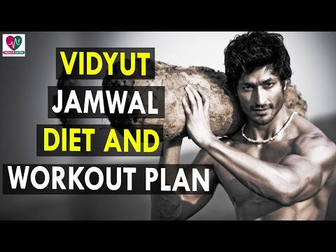 vidyut-jamwal-diet-and-workout-plan---health-sutra---best-health-tips