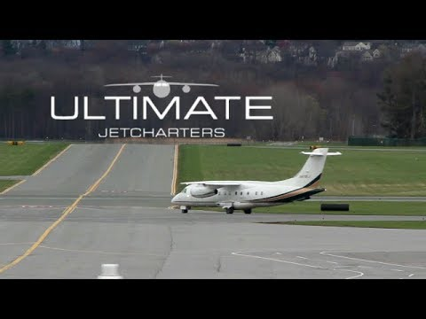 *RARE CHARTER* Ultimate Jetcharters Dornier DO-328 afternoon departure from albany