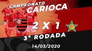 Flamengo x Portuguesa-RJ Ao Vivo - Maracanã