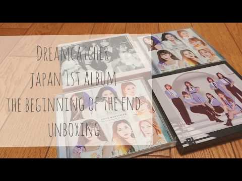 「unboxing」DREAMCATCHER - The Beginning Of The End (Japan Album) Mp3