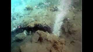 Pulau Weh, Underwater Volcano. Scuba Diving.