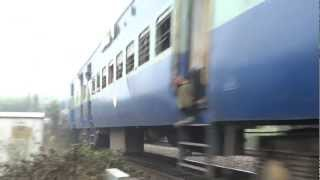 [HD] SUPER SPEED BLASTING WDP-4B with 14257 KASHI VISHWANATH EXPRESS