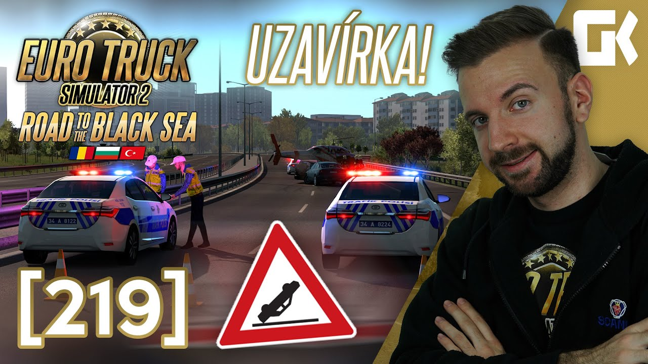 Euro Truck Simulator 2 #219