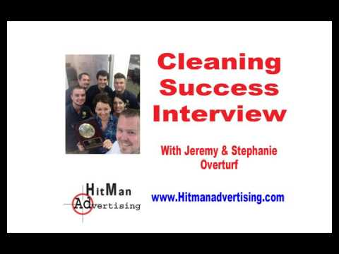 Cleaning Success Interview:  From Start-up to Solid Cleaning Business
