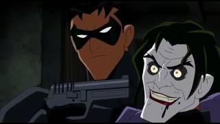 *EMOTIONAL* Batman Under The Red Hood Ending Scene!!
