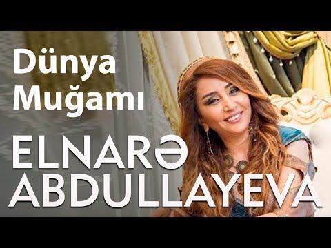 Elnarə Abdullayeva -Ata -Dünya Muğamı - Popuri 2018 #elnare Abdullayeva