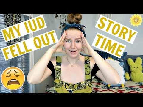STORYTIME | MY IUD FELL OUT | MEGHAN HUGHES
