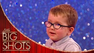 Meet Adorable Viral Sensation Noel | Little Big Shots