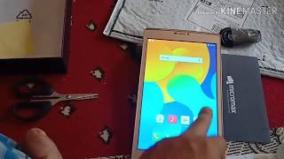 Micromax Canvas Plex Tab Unboxing
