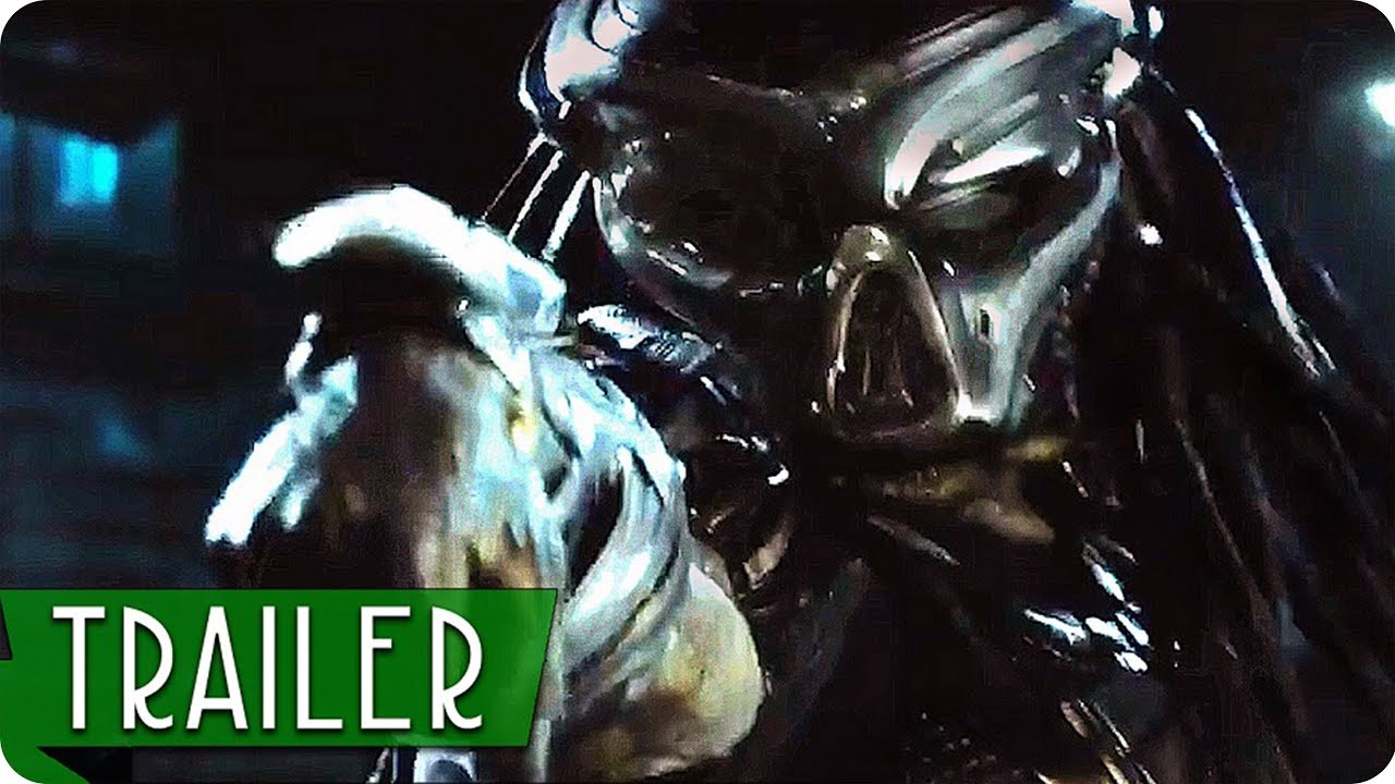 Predator 2019 Trailer Deutsch