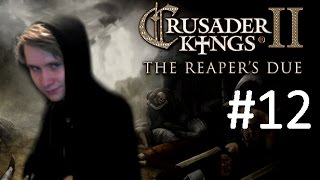 CK2 Reaper's Due - Immortal Ruler - Part 12: Peace in India and Aztec setback