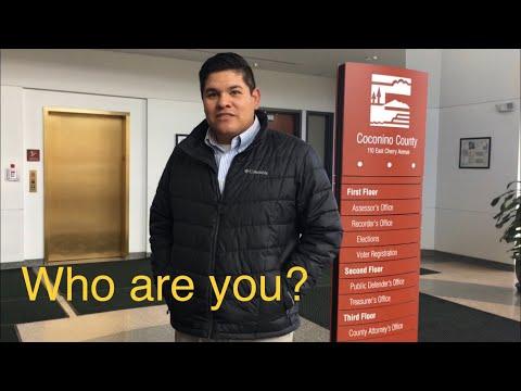 "COCONINO COUNTY,AZ-Attorney ""WHO ARE YOU?'"