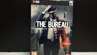 The Bureau : XCOM Declassified (PC DVD) Unboxing