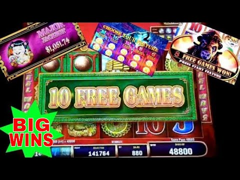 ★MAJOR JACKPOT & BIG WINS ★ 88 Fortunes Slot Bonus ★BIG WIN★