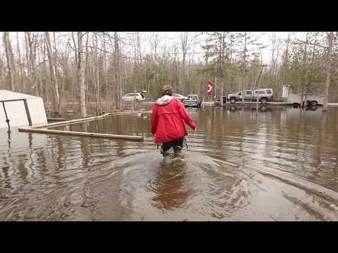Flood 2019 survivors'