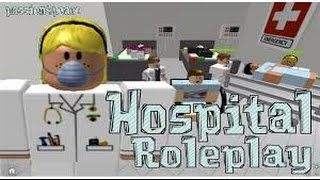 Hospital Roleplay 4 | Roblox