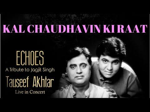 Kal Chaudvin Ki Raat - Tera Chehra | Tauseef Akhtar (Live in Bangalore)