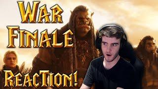SYLVANAS vs SAURFANG! - World Of Warcraft War Campaign FINALE Reaction!
