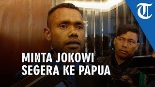 Mau Papua Damai, Rano Karno Minta Jokowi Segera ke Papua