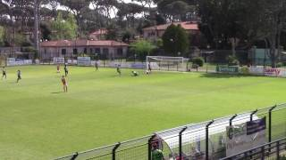 Real Forte Querceta-Lavagnese 1-0 Serie D Girone E