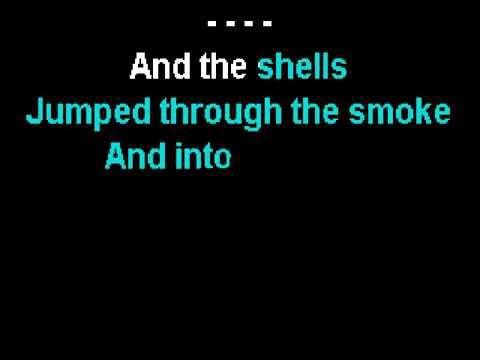 Rise Against - Hero of War (Karaoke Instrumental) On Screen Lyrics