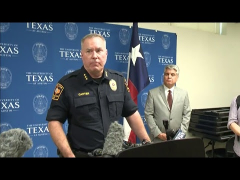 LIVE: University of Texas Austin responds to stabbing