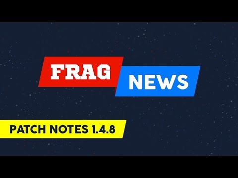 FRAG Pro Shooter 1.4.8 - Update Patch Notes