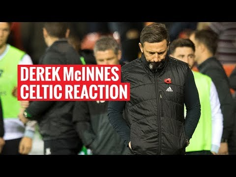 Derek McInnes | Celtic Reaction