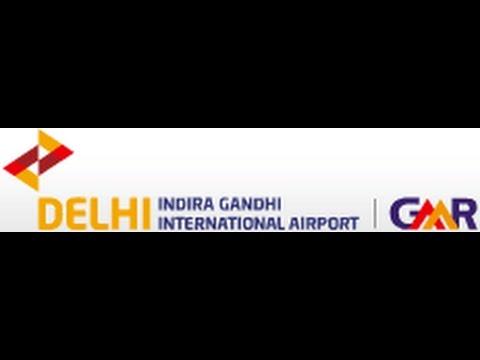 Indira Gandhi International Airport In-Flight video T-3