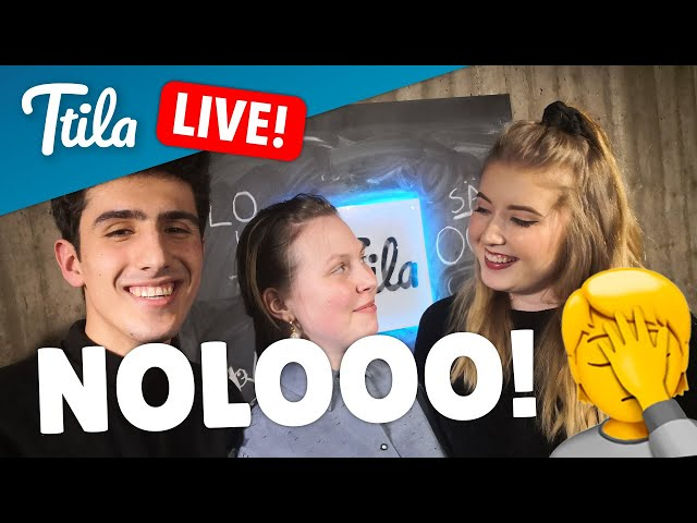 Ttila LIVE: Noloooooooo!