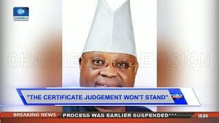 Osun Election Petition: Court Disqualifies Adeleke's Candidacy