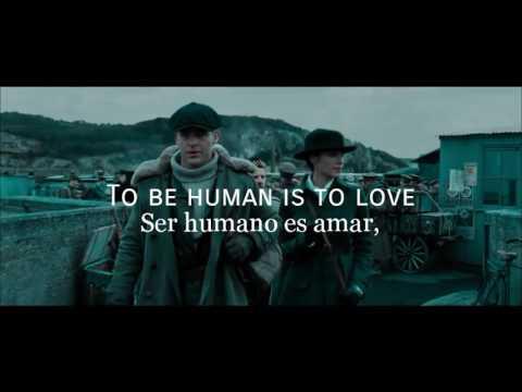 Sia - To Be Human feat. Labrinth (Spanish / English) Wonder Woman [Diana & Steve]
