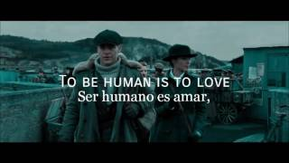 Sia - To Be Human feat. Labrinth (Spanish / English) Wonder Woman [Diana & Steve]