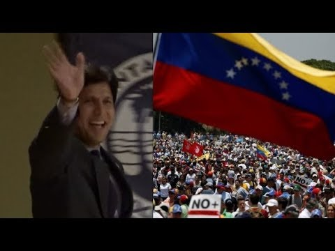 KEVIN DE LEON'S LATEST SCAM WILL OFFICIALLY TURN CALIFORNIA INTO VENEZUELA WHEN IMPLEMENTED
