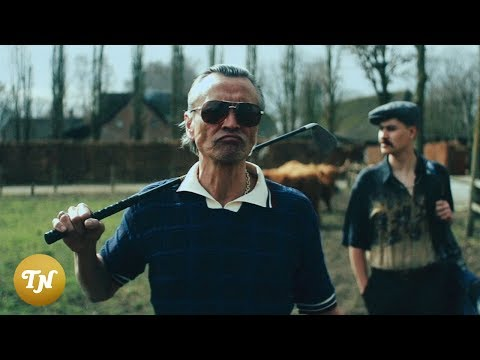 Spanker - Vuurwerk ft. 3robi, Josylvio & Lijpe