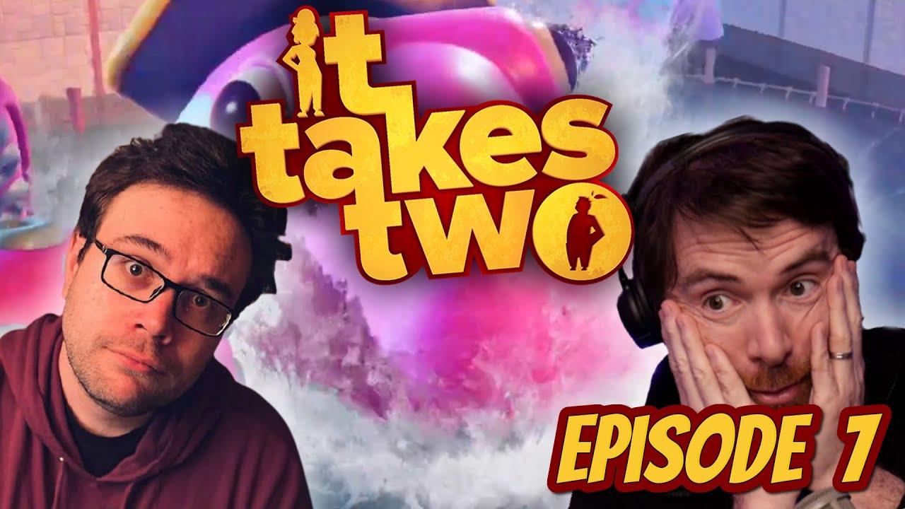 IT TAKES TWO - Episode 7 avec Antoine Daniel!