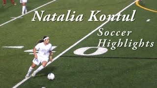 Natalia Kontul - Soccer Highlights Video