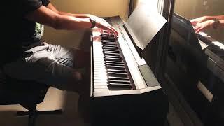 Jack Johnson - Upside Down (Piano Cover)